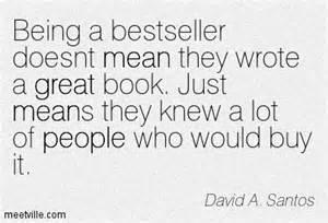 bestseller...